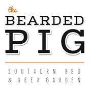 the bearded pig logo