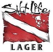 salt life lager logo